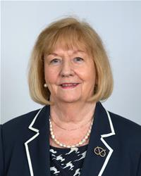 Profile image for Councillor Janet Eagland