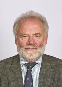 Profile image for Councillor Ian Pritchard