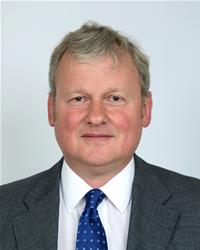 Profile image for Councillor Nick Binney
