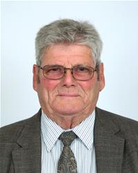 Councillor Bernard Brown