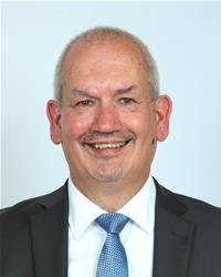 Profile image for Councillor Harry Warburton
